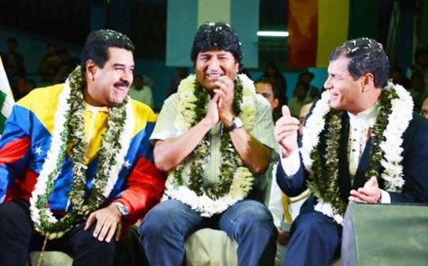 Maduro Morales Correa