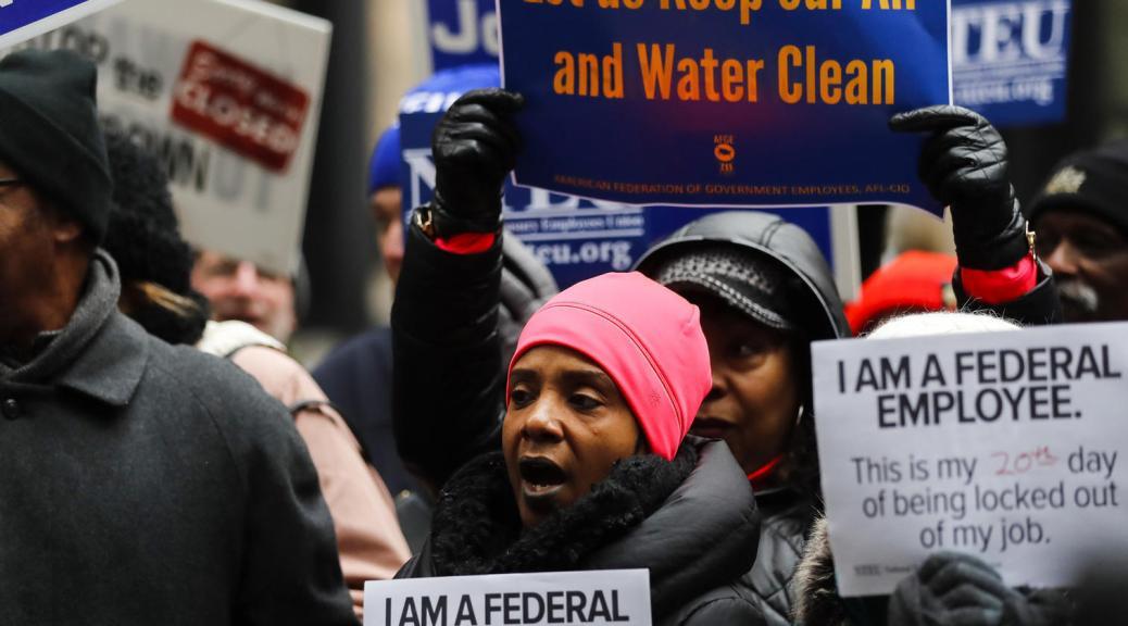 Shutdown Workers Photo Credit: http://affinitymagazine.us/