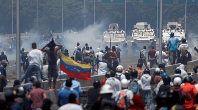 Liberty Happens: Venezuela on the Brink