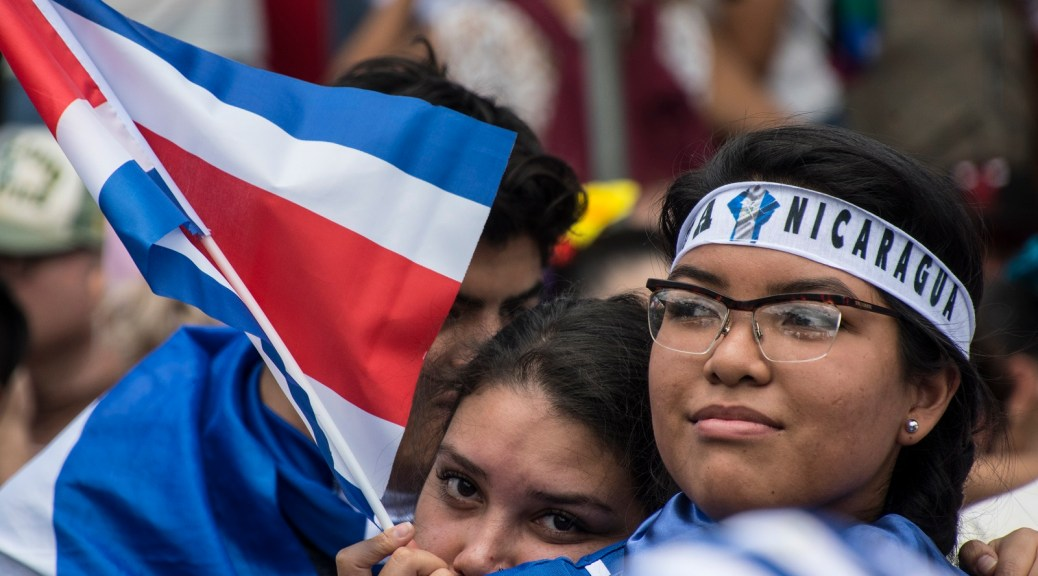 Costa Rica Nicaragua Xenophobia
