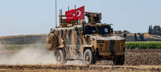Turkey Races the Clock as Its Ground Forces Enter Syria