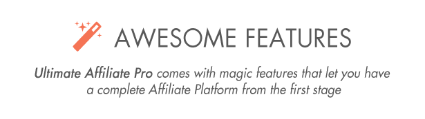 Ultimate Affiliate Pro WordPress Plugin 13