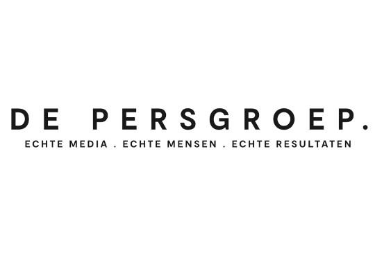 De Persgroep logo