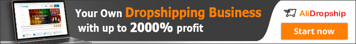 AliDropship is the best solution for drop shipping