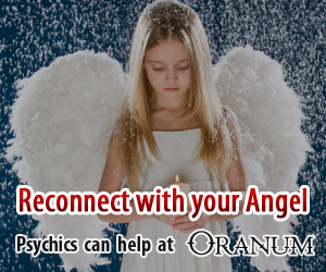 A Psychic Medium Can Talk To My Angels?