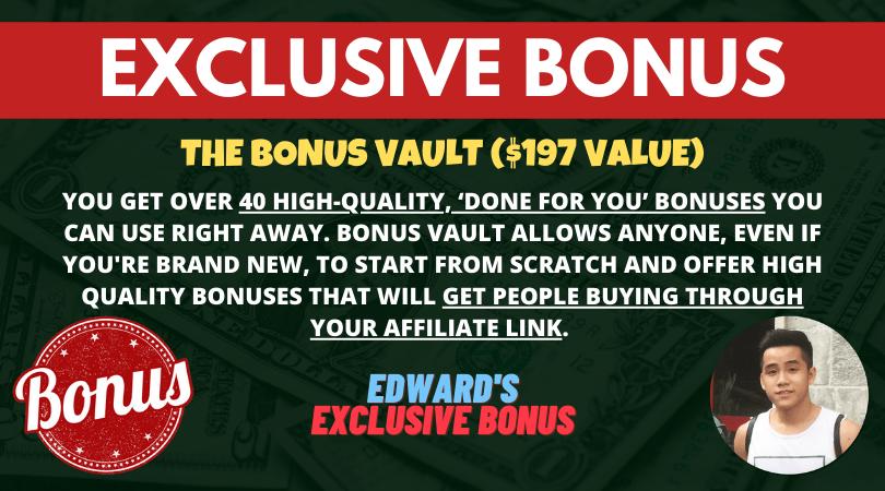 bonus the bonus vault