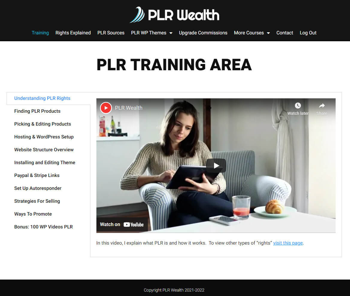 plr-weath-review-main-dashboard-login