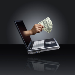 Make money online - get rich quick