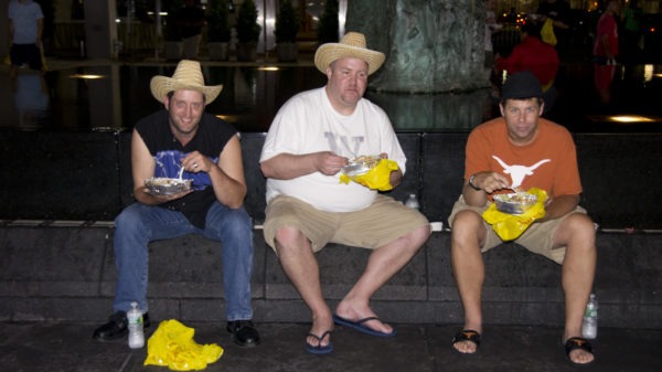 Street Meat in NYC - Joe Sousa, Wade Tonkin, and Shawn Collins