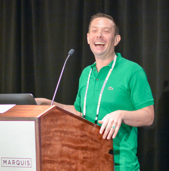 Adam Riemer in the Live SEO & Monetization Reviews session