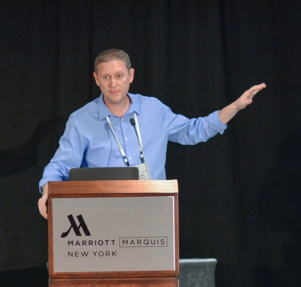 David Vogelpohl at Affiliate Summit East 2016