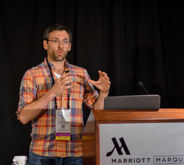 Dan Shure at Affiliate Summit East 2016