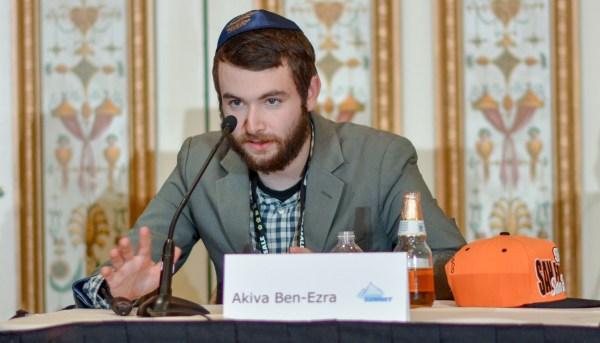 Akiva Ben-Ezra at Affiliate Summit West 2017