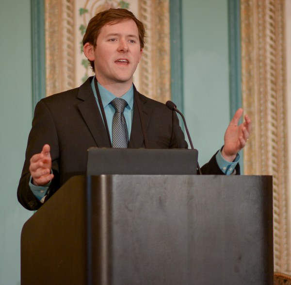 Shaughn O'Neill at Affiliate Summit West 2017