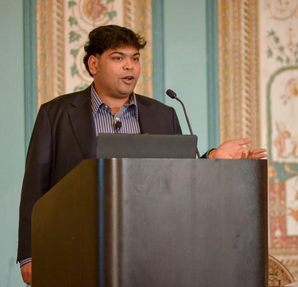 Suresh Dakshina at Affiliate Summit West 2017