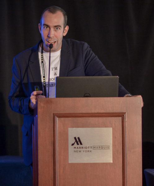 Jeremie Rykner at Affiliate Summit East 2017