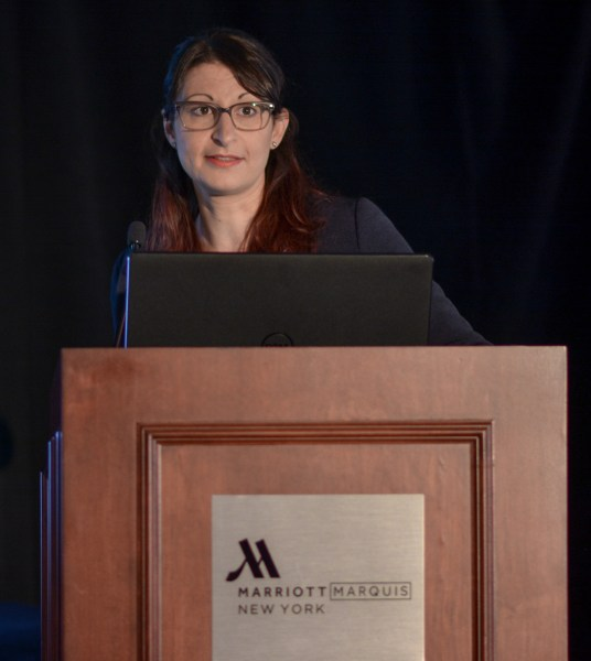 Valentina Piol at Affiliate Summit East 2017