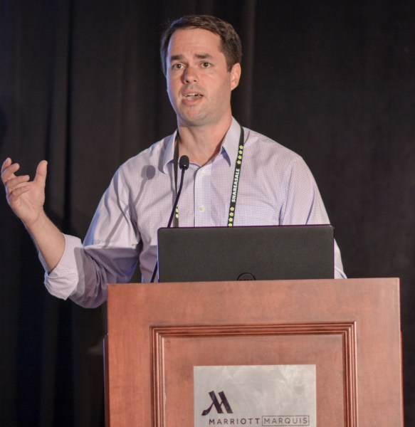 Mark Daoust at Affiliate Summit East 2017