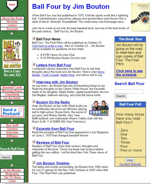 BallFourBook.com