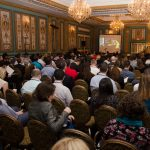 Shawn giving the First Timers talk at Affiliate Summit West 2015 scaled