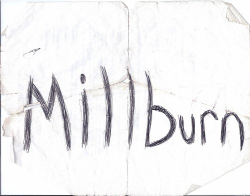 Sign I used to hitchhike home on 9/11/01