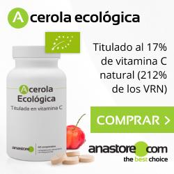 Acerola - Vitamina C natural