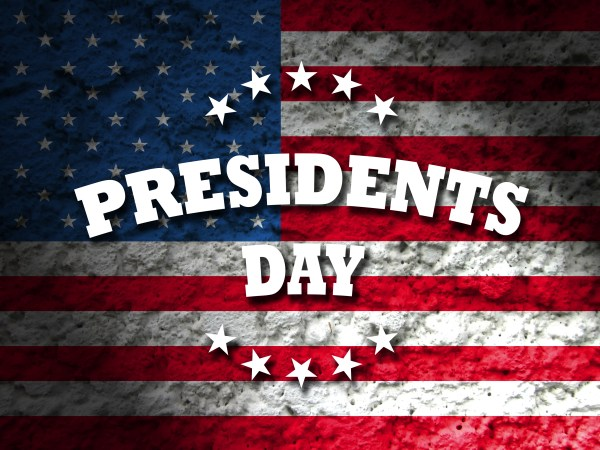 Presidents Day - February 15, 2016 - Affinia Healthcare