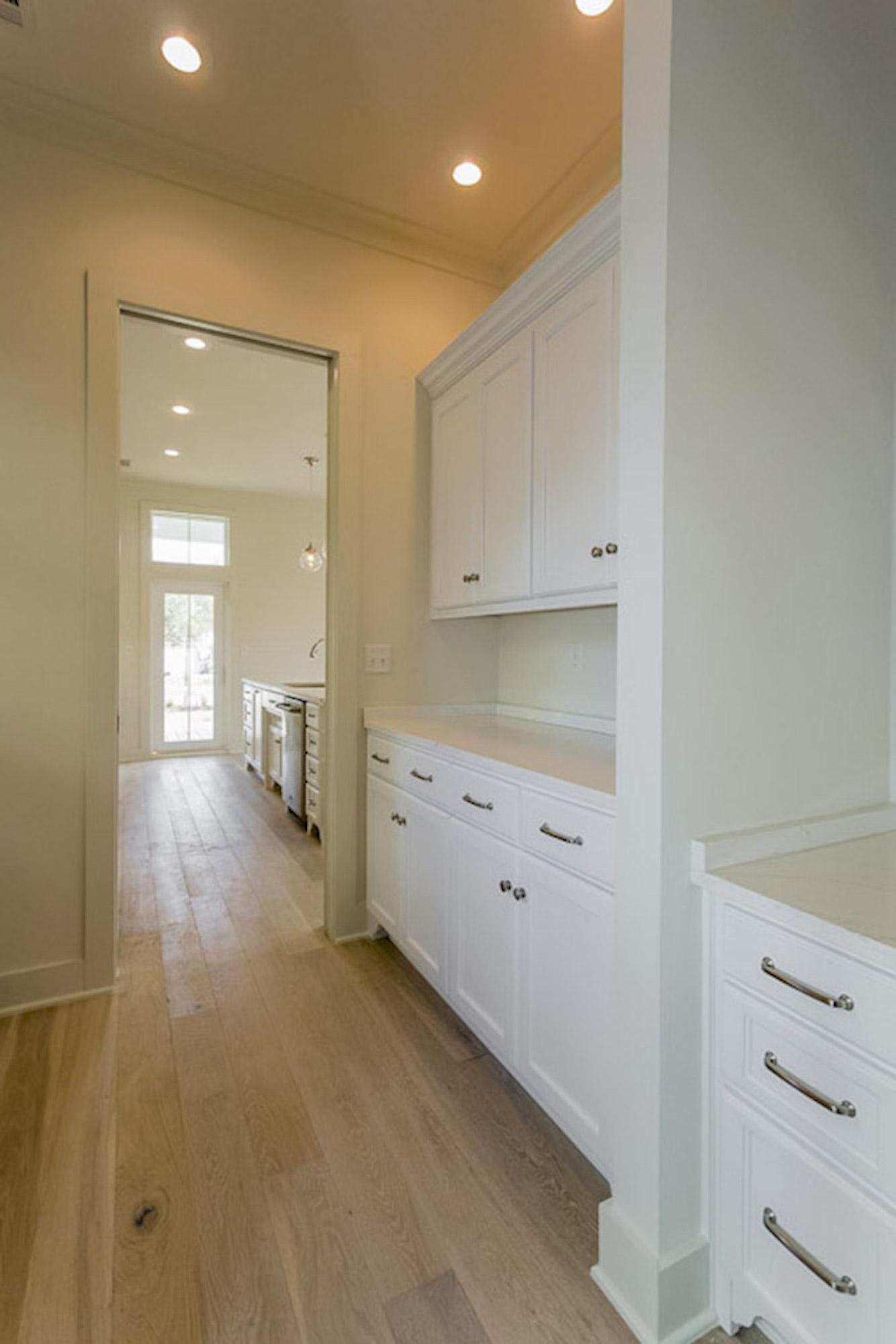 custom modular home interior