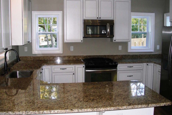 sawgrass modular home kitchen