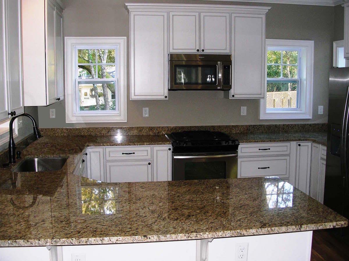 sawgrass modular home kitchen