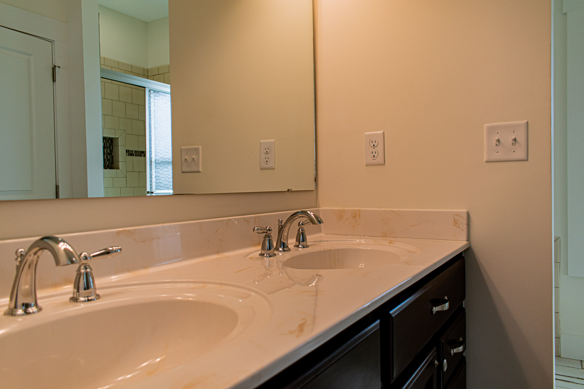 modular home bathroom vanity