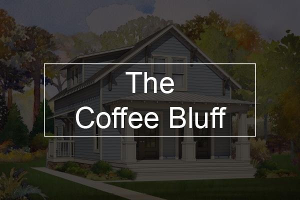 coffee bluff button