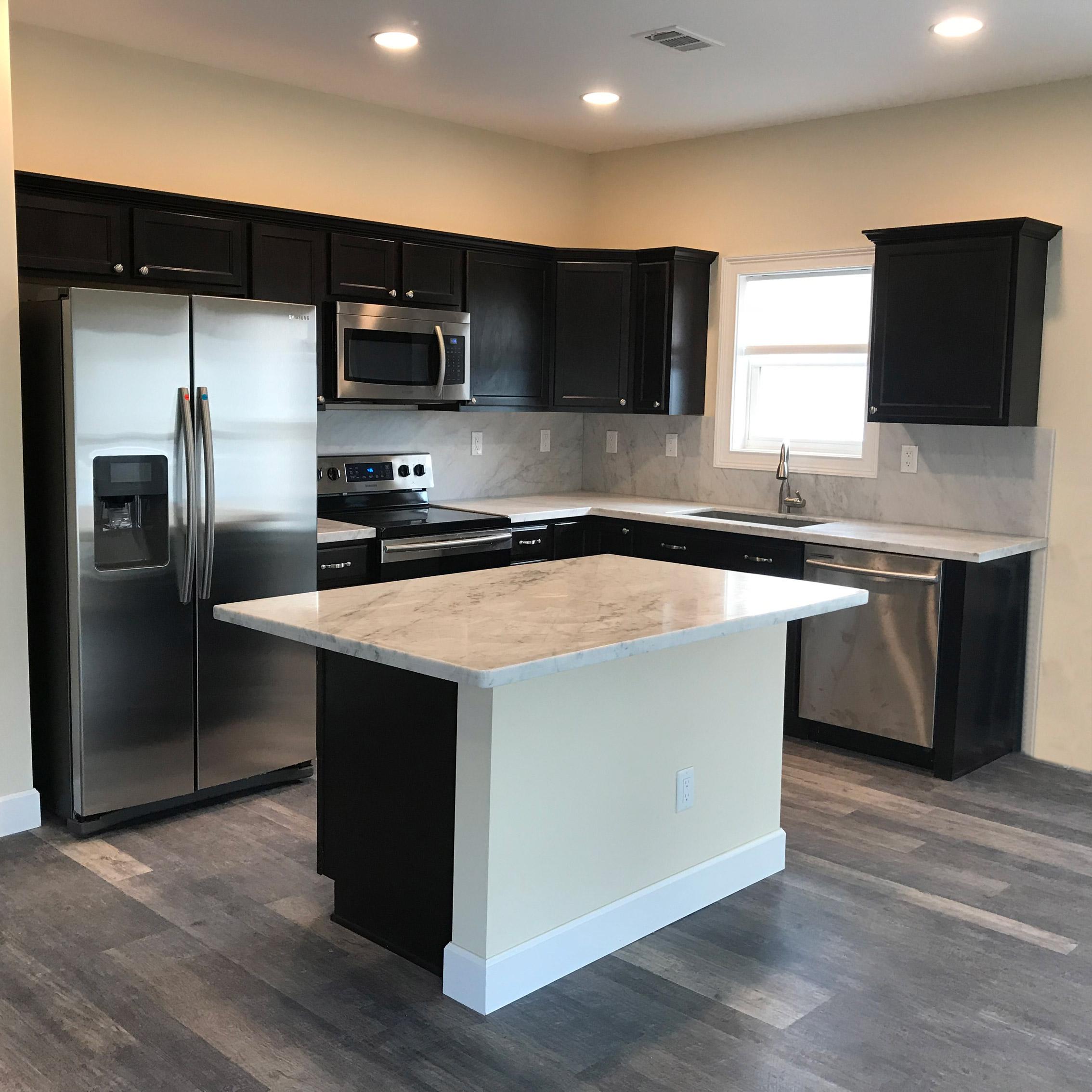 kingsland modular home interior