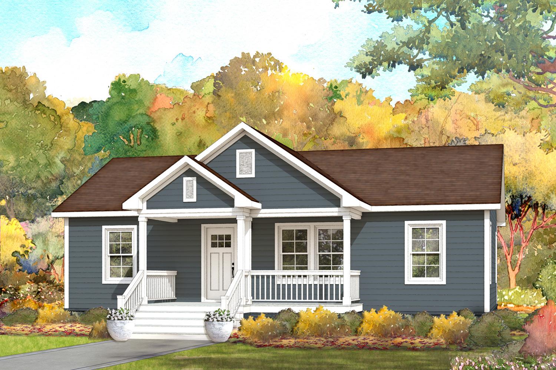 Cherokee rose modular home