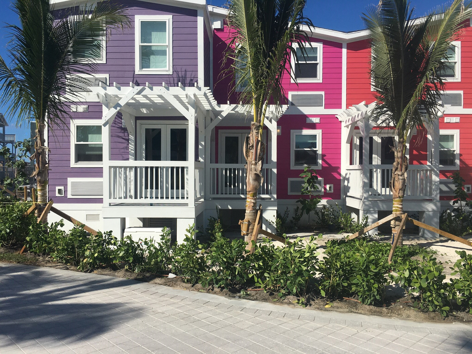 bahamas modular managers living quarters