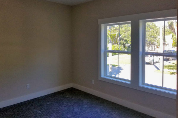 sapelo modular home bedroom window