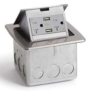 pop up counter outlet