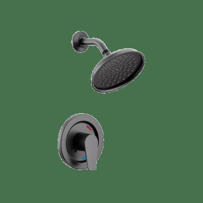 48002BLGR Shower Only - Black