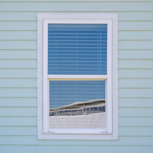 exterior square trim - square