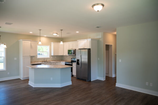 Kitchen-Living area - 4