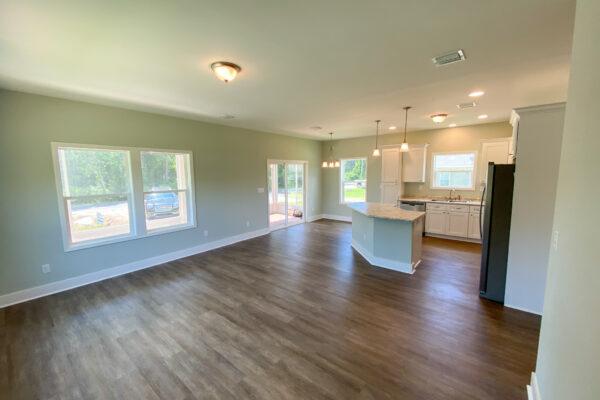Kitchen-Living area - 7