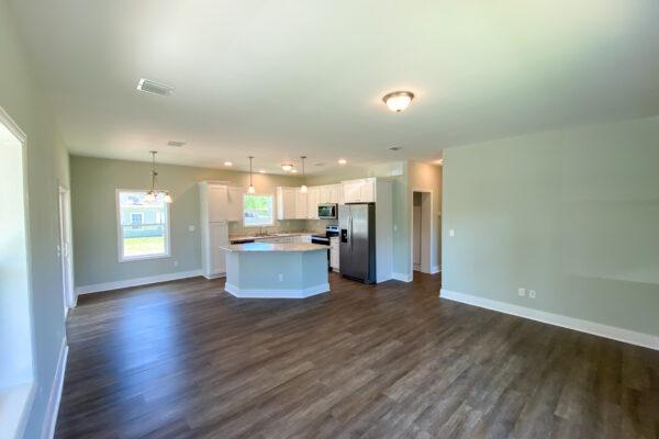 Kitchen-Living area - 8