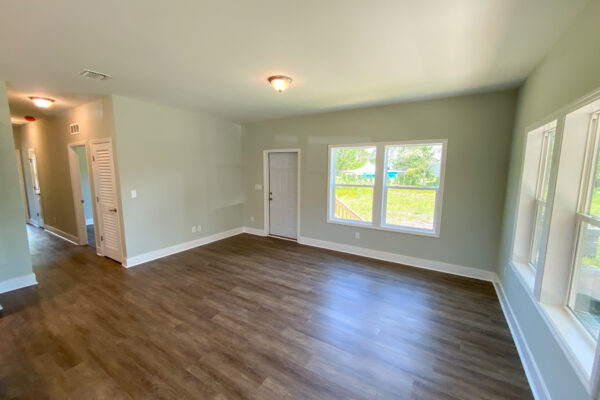 Living Area - 1