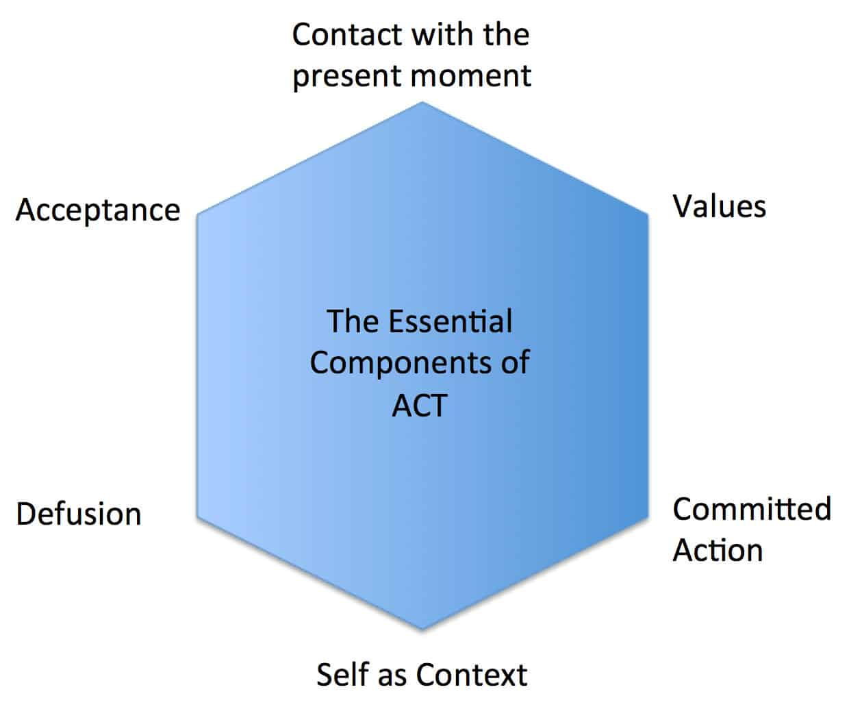 An Introduction To Acceptance And Commitment Therapy Act