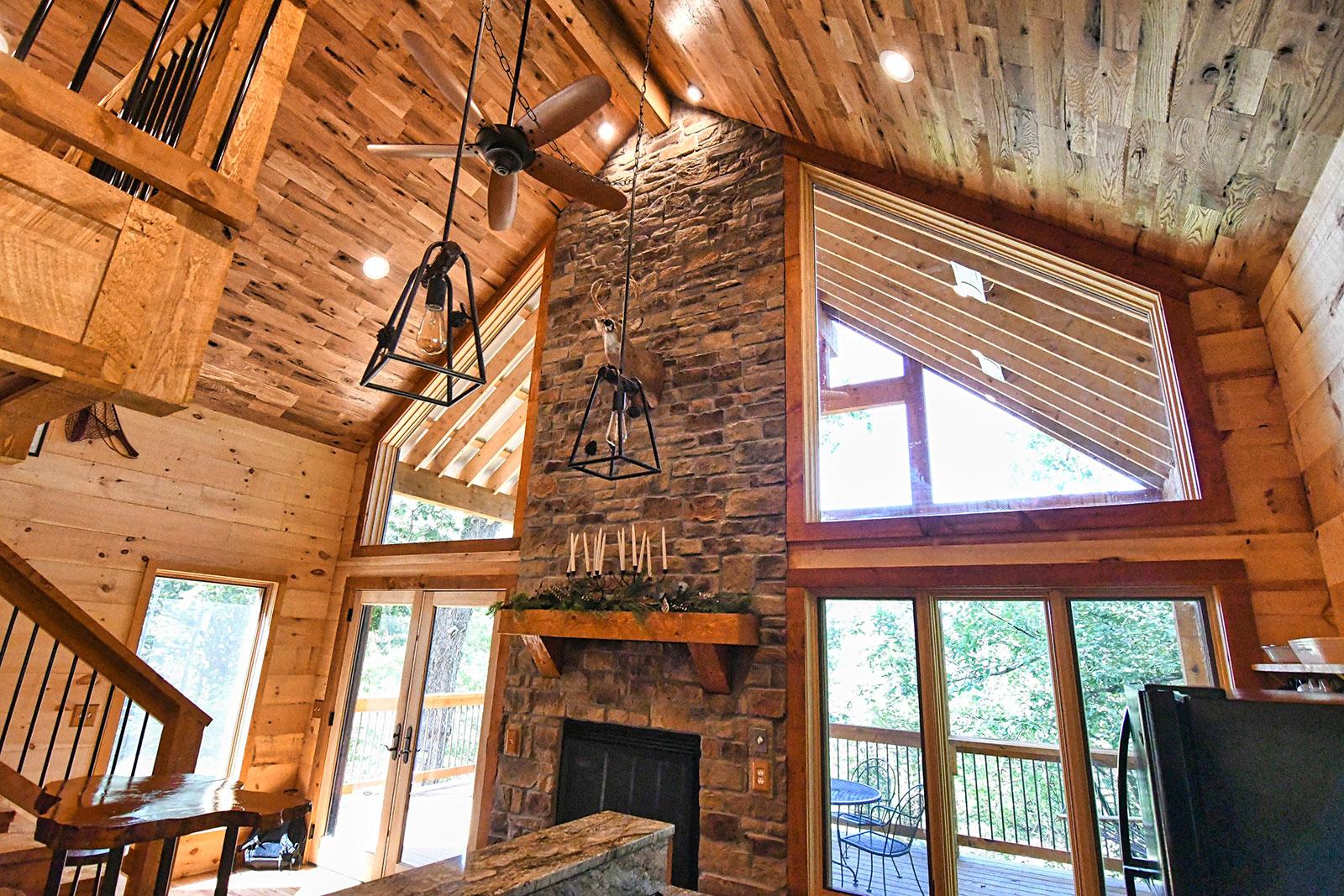 Cabins Springfield Mo