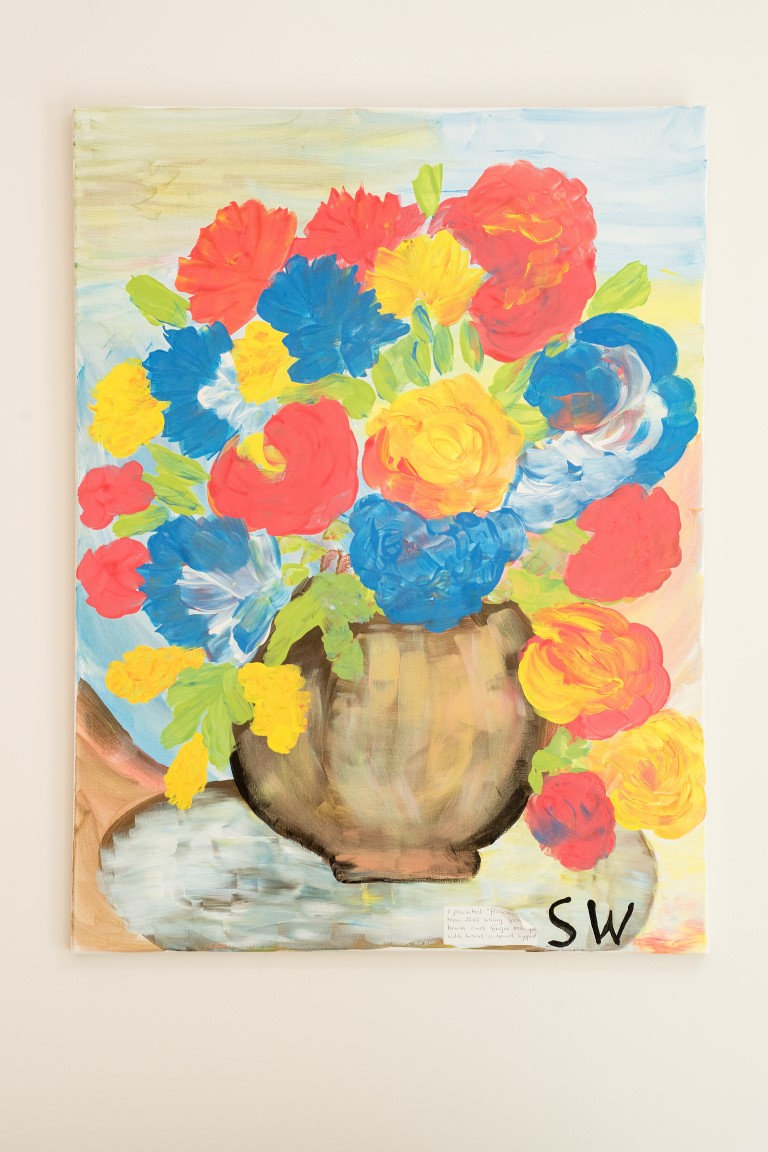Sonia's painting