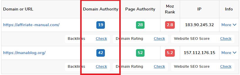 ブログのドメインパワーを調べる無料チェックツール4選