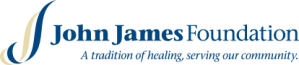 John James Foundation logo
