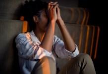 Woman with bipolar