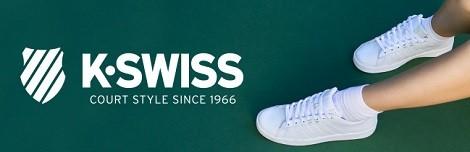 kswiss voor dames heren en kinderen tennis